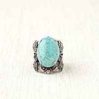 Free People Large Stone Ring