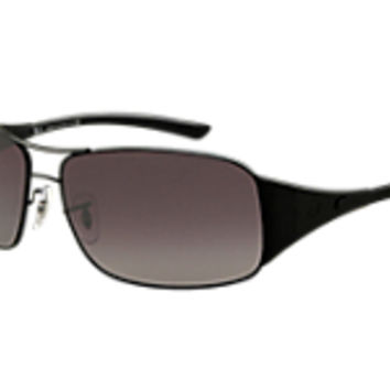 Ray-Ban RB3320 002/8G64 sunglasses