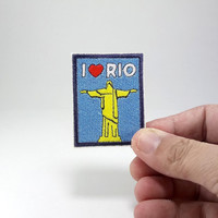 I Love Rio -- Patch