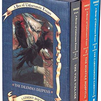 The Dilemma Deepens A Series of Unfortunate Events BOX