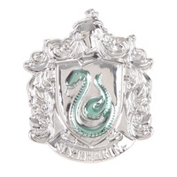 Harry Potter Slytherin Crest Pewter Pin