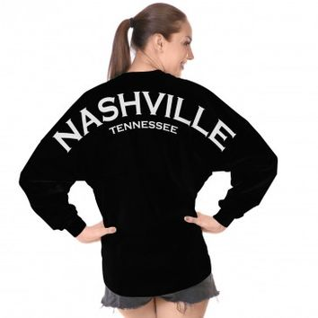 Nashville Tennessee Spirit Football Jersey®