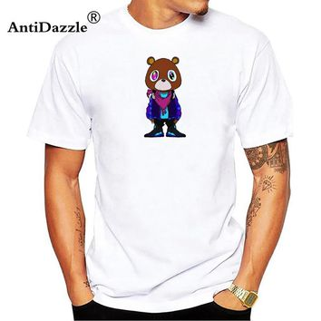 Antidazzle KANYE WEST BEAR T SHIRT RAP HIP HOP MUSIC