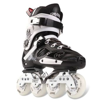 professional speed skating shoes adult male and female children's roller skating skatesspeed roller skating roller skates