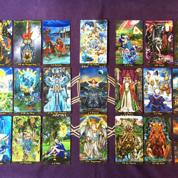 21 Card Illuminati Tarot Reading, Past, Present, Future Reading, Life Reading, Esoteric, Accurate and in-depth reading, email or video