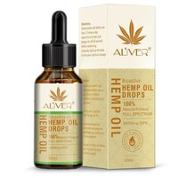 AL'IVER 30/10ML Hemp Essential Oils