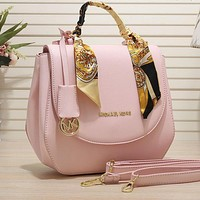 Perfect MK Women Shopping Bag Leather Handbag Tote Shoulder Bag Satchel