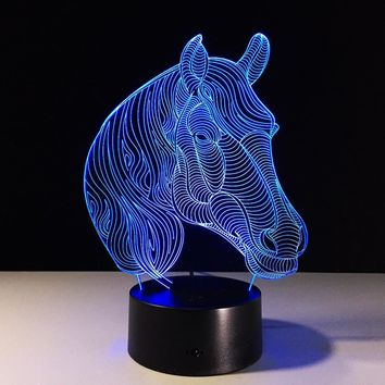 Animal Shaped Led Night Lamps