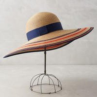 Eugenia Kim Striped Bunny Sun Hat in Blue Size: One Size Hats