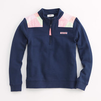 Girls Neon Patchwork Shep Shirt