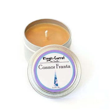 Connor Franta - Soy Candle - 4 oz