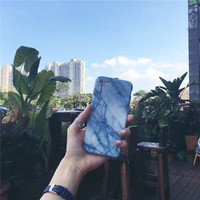 Simple Realistic Marble Pc Case For Iphone 7plus 6s Plus