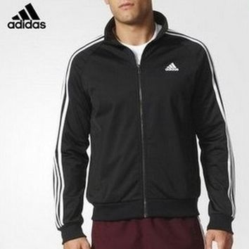 ADIDAS Men Sports Cardigan Jacket Coat