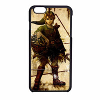 Link The Legend Of Zelda iPhone 6 Case