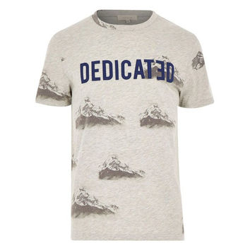 Dedicated Embroidered T-Shirt