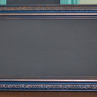 Hand Painted Shabby Chic Chalkboards, 2 colors to choose from.