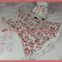 Liz Lisa Organdy Sleeve Floral Dress (NwoT) from Kawaii Gyaru Shop