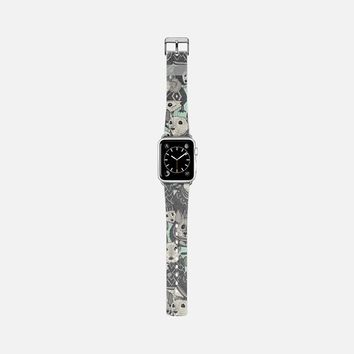 sweater mice mint apple watch band Apple Watch Band (38mm) by Sharon Turner | Casetify