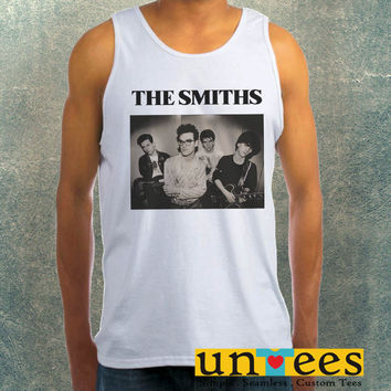 The Smiths Clothing Tank Top For Mens
