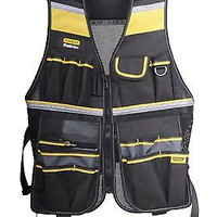 Stanley Fatmax Tool Vest Craftsman Pouch Clothing New Free Shipping Safe Work