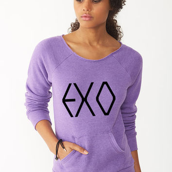 EXO ladies sweatshirt