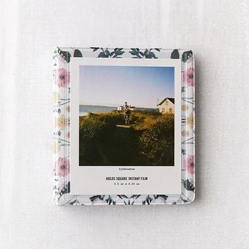 Mini Patterned Polaroid Photo Album | Urban Outfitters