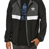 Adidas ADV Windbreaker Jacket - Mens Jacket - Black