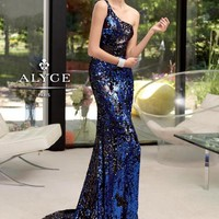 Alyce Paris 6036 at Prom Dress Shop