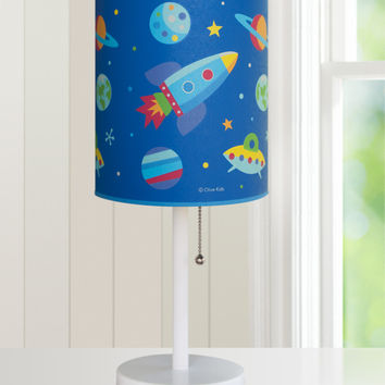 Olive Kids Out of this World Cylinder Lamp - 631411