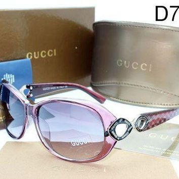 GUCCI Women's Fashion Stylish Polarized Sunglasses F