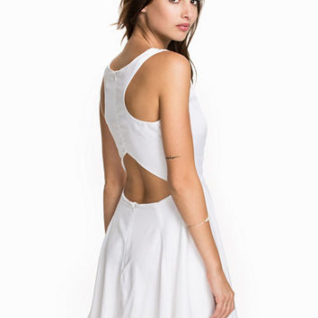 Beaded Neck Dress, NLY One