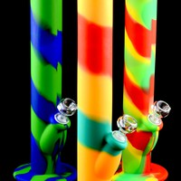 Colorful Silicone Water Pipe - WP1440