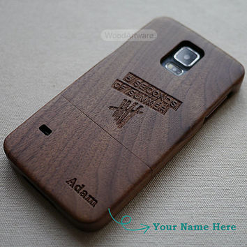 5SOS phone case, Wood Galaxy s5 Case, 5sos Samsung Galaxy s4 Case, Wood Samsung Galaxy s3, Custom Samsung Case, 5 Second of Summer - B8