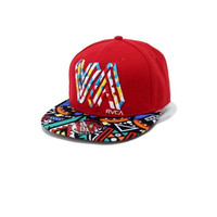 graffiti Snapback Caps Flat Hip Hop  Baseball Hats For Men and  woman
