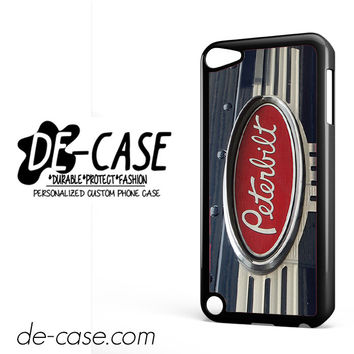 Peterbilt Truck Logo DEAL-8571 Apple Phonecase Cover For Ipod Touch 5