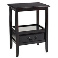Pier 1 Imports - Pier 1 Imports > Catalog > Furniture > Pier1ToGo Product Details - Anywhere Accent Table - Black