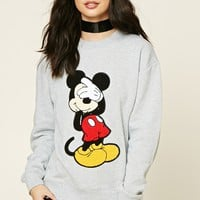 Mickey Mouse Graphic Sweatshirt