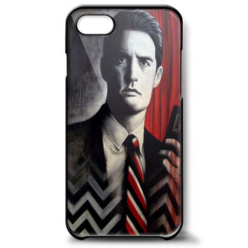 Diane Twin Peaks Agent Cooper Art For iPhone 7 Case
