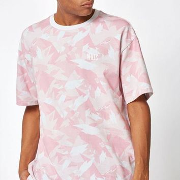 CREYONDI5 VFILES x Mtn Dew Camo Out All Over Print T-Shirt
