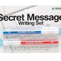 SECRET MESSAGE SET
