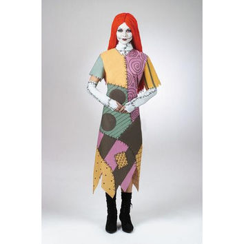 Women's Costume: Sally Nightmare Before Christmas | Large