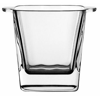 """Majestic Gifts E61572 Quality Glass Ice Bucket, 5.7""""H"""