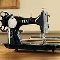 PB Found Sewing Machine | Pottery Barn