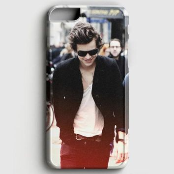Harry Styles Tattoos Tshirt iPhone 7 Case