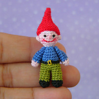 PDF PATTERN To Crochet A Miniature .. on Luulla