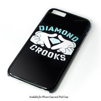Diamond Crooks Design for iPhone and iPod Touch Case