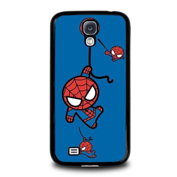 SPIDERMAN KAWAII Marvel Avengers Samsung Galaxy S4 Case Cover