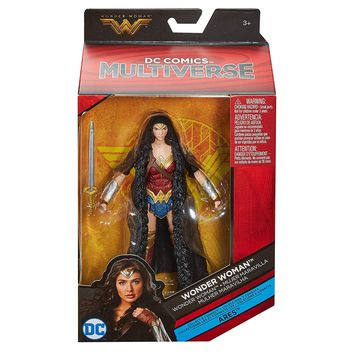 Wonder Woman Cloaked DC Comics Multiverse Wonder Woman Movie Action Figure