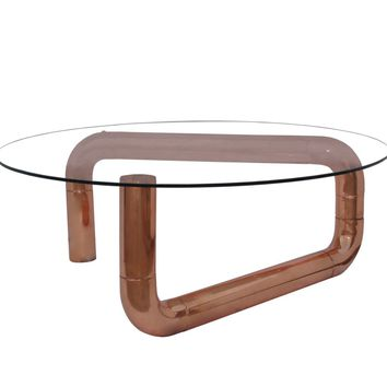 Boa Coffee Table Rose Gold