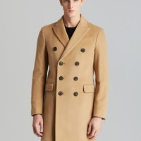 Burberry London Grosvenor Double Breasted Coat